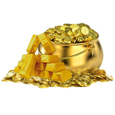 Pot of Gold, Orana Lottery, Orana Pot of Gold Lottery, Gold Bullion, ABC Bullion, $200,000
