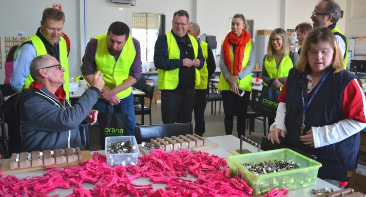 orana murray bridge open day photo