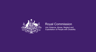 The Disability Royal Commission
